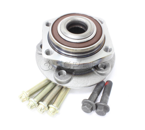 Volvo Wheel Hub Assembly Kit Front (S70 V70 C70) - Genuine Volvo 272456