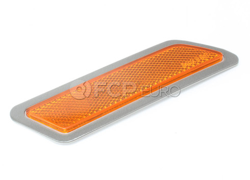 BMW Bumper Cover Reflector Right - Genuine BMW 63147274522