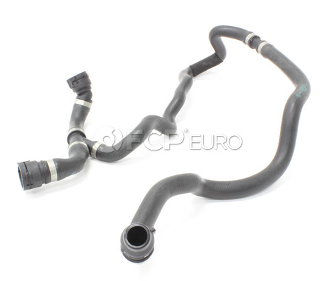 BMW Engine Coolant Hose (530i 525i 530xi 525xi) - Genuine BMW 17127560161