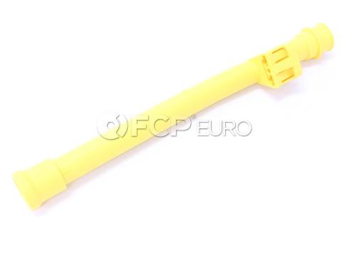 Audi VW Oil Dipstick Tube Funnel - OEM Rein 06B103663G