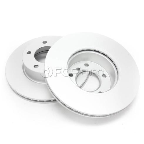 BMW Brake Kit - Meyle/Akebono 34116854998KTF1