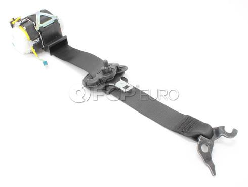 BMW Upper Belt With Force Limiter Frnt Lft (Black) - Genuine BMW 72117226649