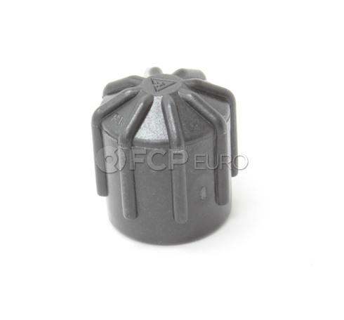 BMW Mini A/C Compressor Schrader Valve Cap - Genuine BMW 64538387438