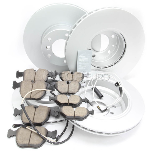 BMW Brake Kit - Meyle/Akeono 34116757747KTFR8