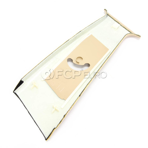 BMW Covering Column-Center Top Right (Sandbeige) - Genuine BMW 51438174466