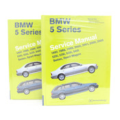 BMW Repair Manual (E39) - Bentley B503
