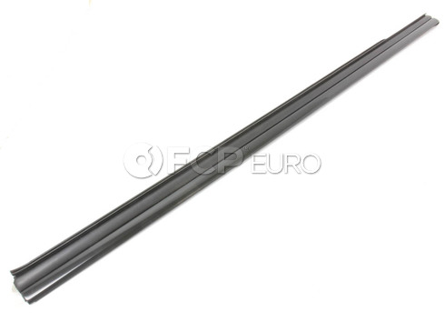 BMW Gasket Railing Right (Gloss Black) - Genuine BMW 51367891912