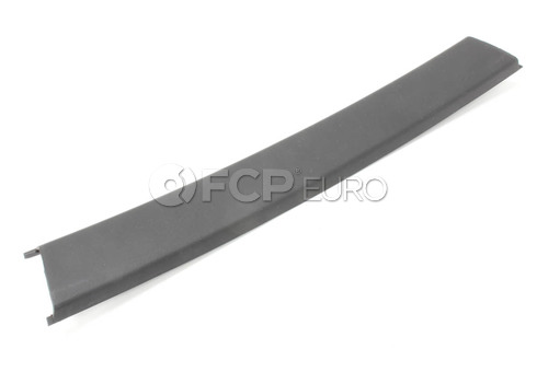 BMW Cover Window Guide Web Interior Left - Genuine BMW 51348159881