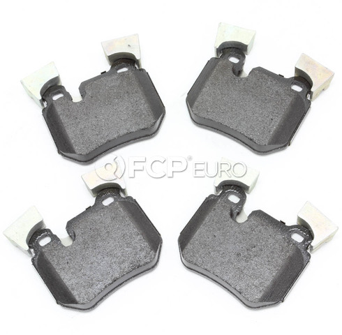 BMW Brake Pad Set (135i 135is) - Textar 2431501