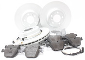 BMW Brake Kit - Genuine BMW 34116750267KTFR4