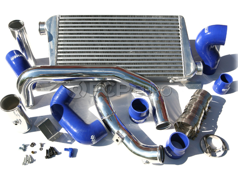 Volvo Big Front Mount Intercooler Kit (S60 V70) - Snabb FMK-BP2.6