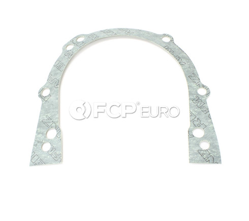 Audi VW Engine Crankshaft Sealing Flange Gasket Rear (100 200 Golf) - Reinz 026103181B