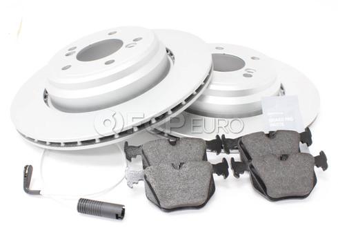 BMW Brake Kit Rear (E39 M5) - Meyle 34212229379KT1