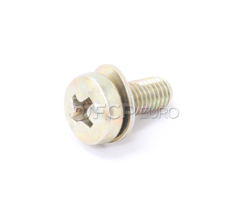 BMW Fillister Head Screw - Genuine BMW 07119906816