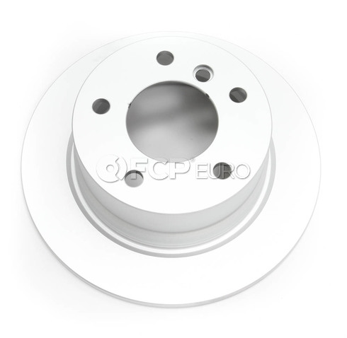BMW Brake Rotor Rear - Meyle 40406004