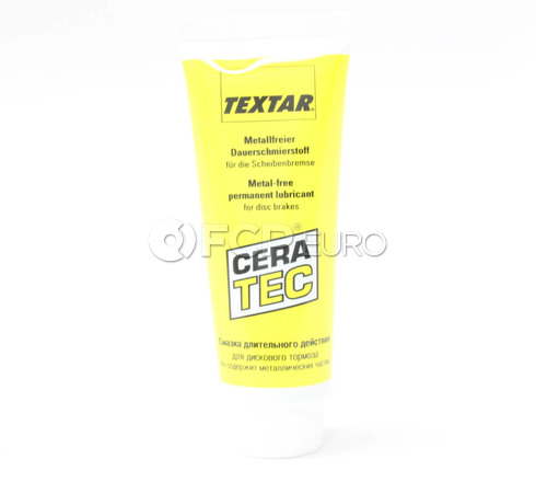 Anti-Squeal Brake Lubricant 75ML (Cera Tec) - Textar 81000400