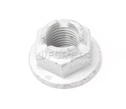 Mercedes Suspension Stabilizer Bar Link Nut Rear - Genuine Mercedes 000000003277