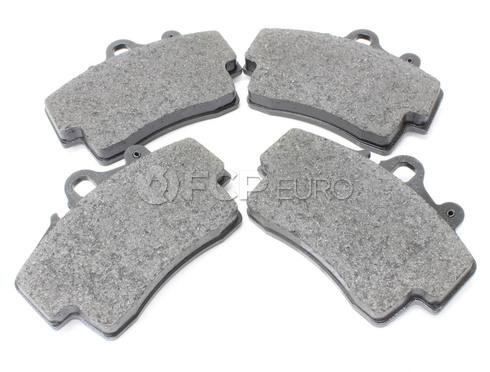 Porsche Brake Disc Pad Set (Boxster Cayman) - Textar 98735193903