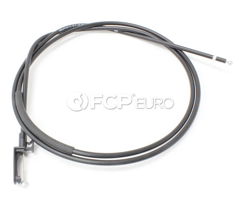 Audi Hood Release Cable (A4 RS4 S4 A4 Quattro) - Genuine VW Audi 8E1823531G