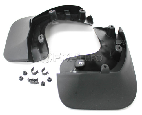 VW Mud Flap Kit Rear (Golf GTI) - Genuine VW Audi 5K0075105