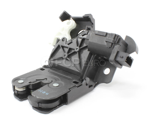 Audi Trunk Lock Actuator Motor - Genuine VW Audi 8P4827505C