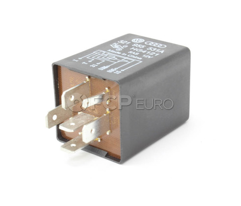 Audi VW Pulse Wiper Relay - OEM Supplier 191955531