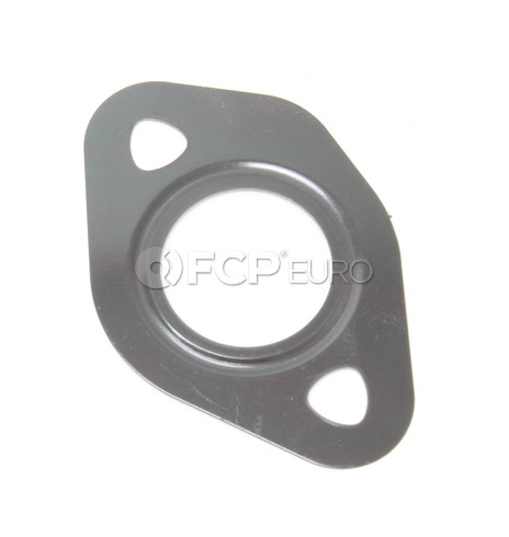 Audi VW Turbo Oil Line Gasket Lower - Elring 058145757A