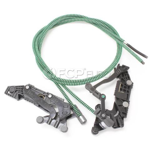 MINI Convertible Top Sunroof Mechanism (R52) - Genuine MINI 54347174761