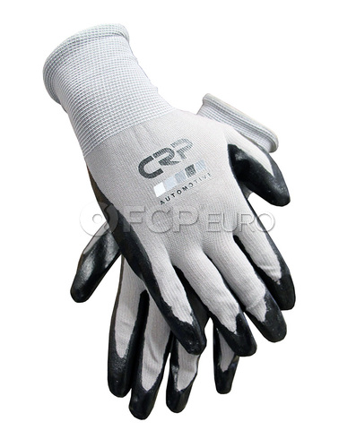CRP Black Gloves (Large) - H2033CRP