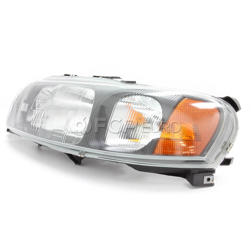 Volvo Headlight Assembly Left (Halogen) - Genuine Volvo 8693563