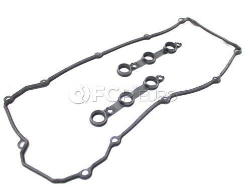 BMW Engine Valve Cover Gasket Set (323i 328i M3 Z3) - Reinz 11120034108