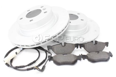 BMW Brake Kit Rear (E90 E92) - Genuine BMW 34216855007KT1