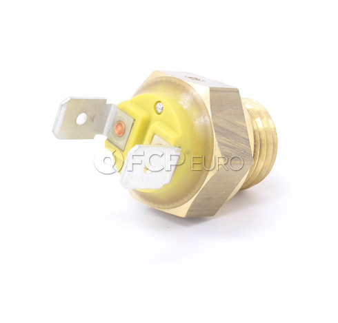 BMW Engine Coolant Temperature Sender (635CSi 735i L7 L6) - Genuine BMW 12631279722