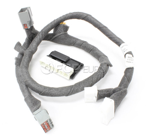 Volvo Handsfree System Installation Kit - Genuine Volvo 31210174