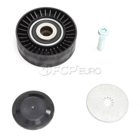 BMW Drive Belt Idler Pulley - INA 11287557851