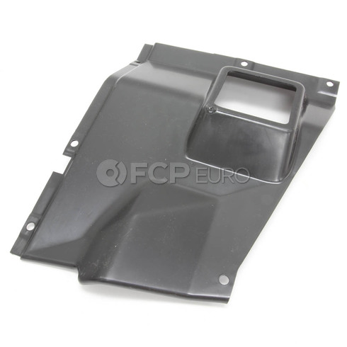 BMW Air Duct Right - Genuine BMW 51711962768