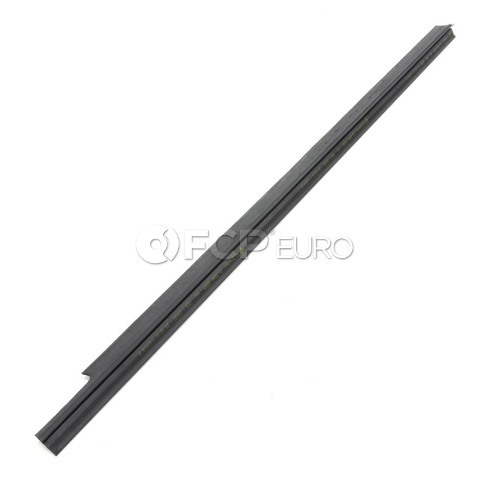 BMW Door Weather Strip Outer Right - Genuine BMW 51221913070