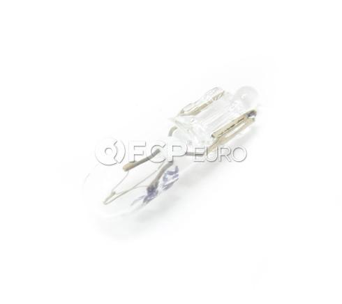 BMW Courtesy Light Bulb - Genuine BMW 63217167000