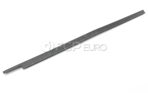 BMW Door Weather Strip Outer Left - Genuine BMW 51221913069