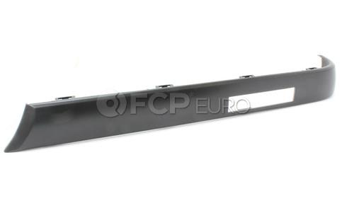 BMW Rubber Strip Right (318i 325 325i) - Genuine BMW 51121971618