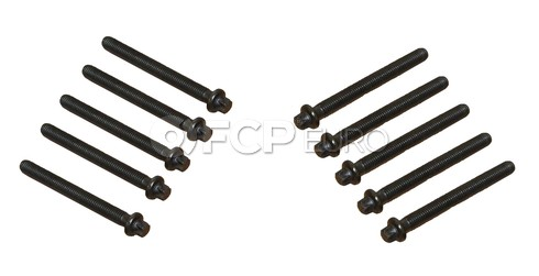 BMW Cylinder Head Bolt Set - Mesitersatz 11121721939
