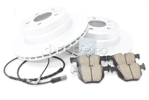BMW Brake Kit Rear (E70 E71) - Brembo/Akebono 34216793247KTR1