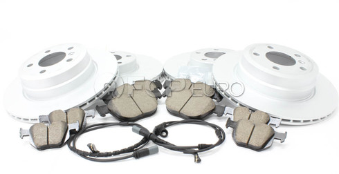 BMW Brake Kit - Brembo/Akebono 34116793245KTFR1