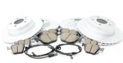 BMW Brake Kit - Brembo/Akebono 34116793245KTFR1