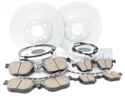BMW Brake Kit - Brembo/Akebono 34116793244KTFR3