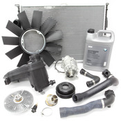 BMW Comprehensive Cooling System Kit (E46 M3) - E46M3COMPCOOLKT1