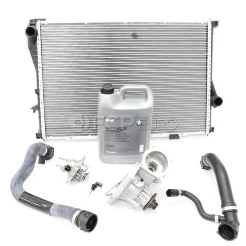 BMW Basic Cooling System Service Kit - E38COOLINGKITBASE