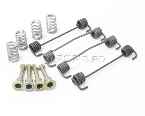 BMW Repair Kit Springs (318i 325 325i) - Genuine BMW 34419064266
