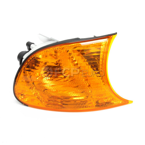 BMW Turn Signal Light Front Right (323Ci 325Ci 328Ci 330Ci) - TYC 63126904300