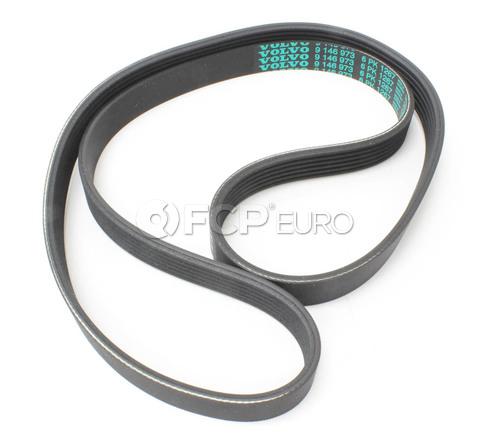 Volvo Serpentine Belt (850 C70 S70 V70) - Genuine Volvo 9146973